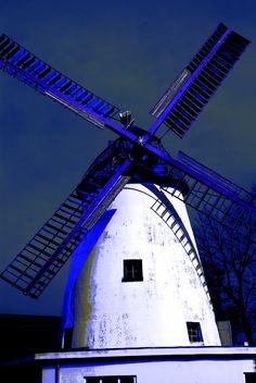 Windmühle Stemmer, Wall-Holländer von 1860