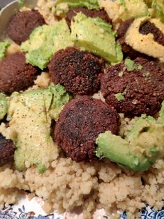 A Falafel Pre-Mix Where You Just Add Water, By OutCastFoods! | FitNish.com Natural Flavors, Plant Based Recipes, Whole Food Recipes, Goodies, Posts, Diet, Vegan, Meals