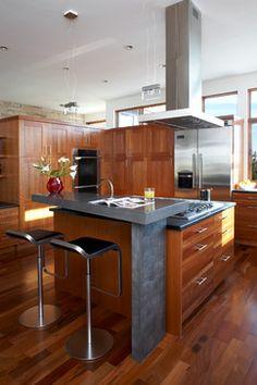 Colorado Modern Home - contemporary - kitchen - denver - HMH Architecture + Interiors