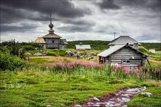 Solovetsky Islands (also known as Solovki) is an archipelago in the White Sea (total area is about 347 sq km) in the Arkhangelsk region. It consists of 6 large and about 100 small islands (Google Maps location of the largest island
