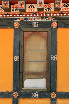 Window | Thimphu, Bhutan