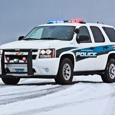 Brainerd Police Department Vehicle Graphics