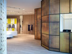 Shop design pictures of MAX & Co Fashion Store by Duccio Grassi Architects shop design gallery Max Co, Retail Shop, Picture Design, Retail Design, Metallica, Hong Kong, Rustic, Architects, Shopping