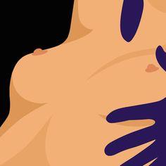 Striking & Colorful Erotic Illustrations – Fubiz Media
