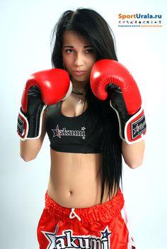 boxing Hailey hardcore