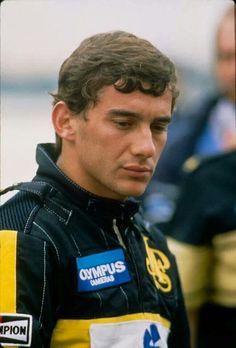 ♥ Ayrton Senna ♥