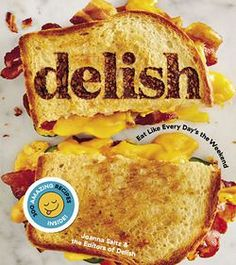 "JOANNA SALTZ is the Editorial Director of Delish. Delish by ,Joanna Saltz. Their motto is, ""You don't have to know how to cook - you just have to love to eat. Comida India, Keto Recipes, Cooking Recipes, Copycat Recipes, Easy Recipes, Delish, Oven, Food And Drink, Favorite Recipes"