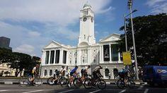 The Cycling Club  #cycling#city#club#singapore