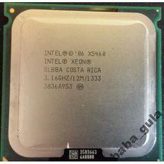 Xeon X5460 E0 Quad LGA775 QX9650 E5450 Q6600 FVAT