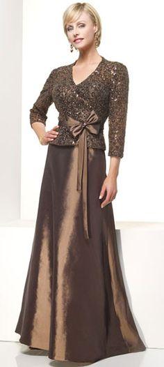 ff8d4e61214 A-Line Princess V-neck Floor-Length Taffeta Mother of the Bride Dresses  With Lace Beading