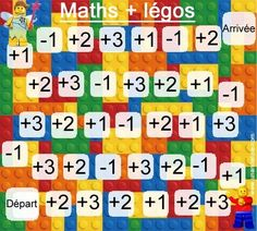 Using Math Games to Enhance Learning Legos, Study Schedule, Math Courses, Fun Math Games, Counting Games, Home Learning, Preschool Math, Math For Kids, Math Class