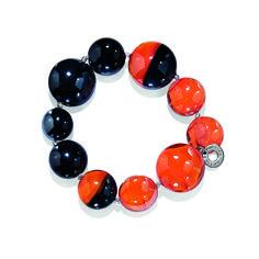 Audrey bracelet - Blooming Glass 2014 - Antica Murrina