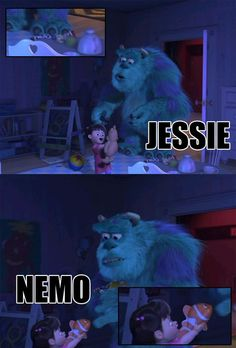 i love when disney/pixar does this!!!