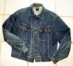 Found this on Ebay. Lee trucker jacket. A solid staple.