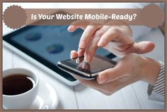 A mobile-optimized website gets relatively more traffic than any non-mobile-friendly website. #mobilefriendly