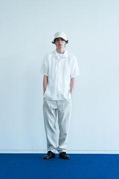 Nanamica SS16.  menswear mnswr mens style mens fashion fashion style campaign lookbook nanamica