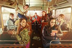 You can, and should watch both series of My Mad Fat Diary on Amazing show if you A. Ever struggled with your weight. Loved the Britpop movement. Were a teenage girl. It's funny, and it's deep, and the soundtrack kicks. Drama Series, Tv Series, Mtv, Sharon Rooney, Wonderwall Oasis, Nico Mirallegro, How Soon Is Now, American Independence, British Comedy
