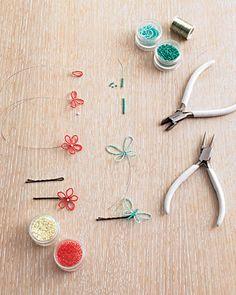 pins hair on Pinterest   Bobby Pins, Diy Hair Accessories ...