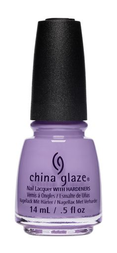 China Glaze Pastels - A Waltz in the Park