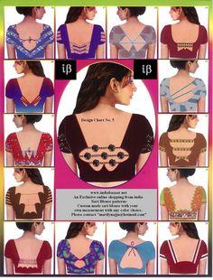 Blouse Designs    saree blouse design