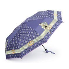 Violet LV Dream Girl High Quality Umbrella-3 section umbrella