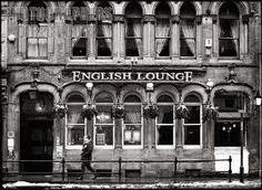 English Lounge Manchester - English /pub