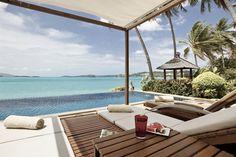 Koh Samui Holiday Villa #kohsamui #samui #thailand #asianluxuryvillas _____________________ Stunning villa right on Buddha Beach