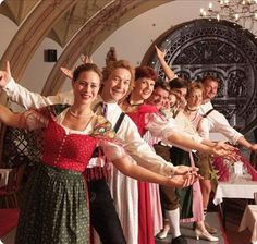 Sound of Music  Austrian Dinner Show in Salzburg