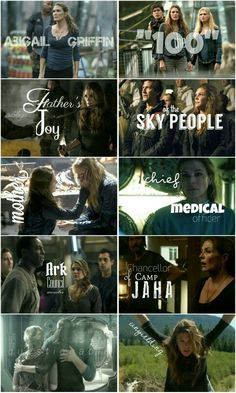 Abby Griffin #The100 #kabby