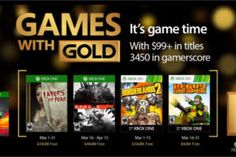 FREE Games for Xbox Live Gold Members on http://www.freebies20.com/