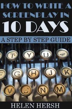 Free @amazonkindle: How to Write a Screenplay in 10 Days: A Step by Step Guide http://www.amazon.com/dp/B0089158VS/ref=cm_sw_r_pi_dp_K8j4pb1GB43W9