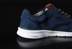 Vans - Vans ISO 2 Sneakers Trim Dress Blues V18I4F - Fahrenheitstore
