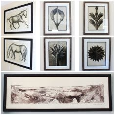 The Randolph model home at Arcadia Chase in Charles Town, WV- http://arcadia-chase.com/homes/our-homes/the-randolph-arcadia-chase/ [Photo Credit: Borcz+Dixon] #homedecor #decorative #accents #wallart #artwork #sketchy #art