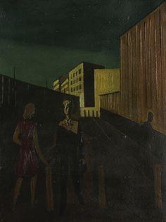 František Hudeček Surrealism, Urban, Artists, Illustration, Painting, Painting Art, Paintings, Illustrations, Painted Canvas