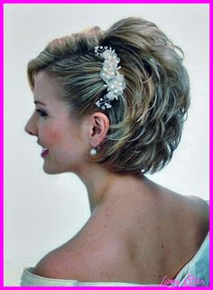cool Mother of the bride short hairstyles