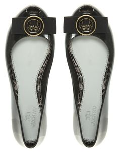 Melissa Ultragil+ Jason Wu Flats. Just got these in the mail last week! Can't wait to wear them! :)