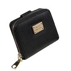 New Fashion Colorful Lady Lovely Coin Purse Clutch Wallet Women Wallets Short Small Bag PU Leather Card Hold Money Bag Yo