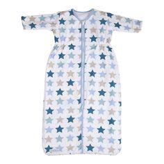 Winter-Schlafsack Mixed Stars mint