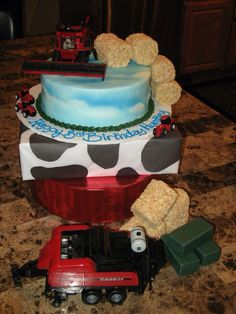 international tractor wedding cake topper international harvester wedding cakes international 16467