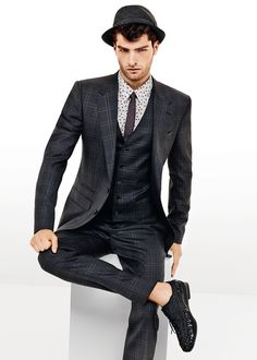 Dolce & Gabbana Men's Clothing Collection Summer 2015