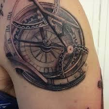 Afbeeldingsresultaat voor ancient compass tattoo