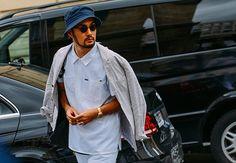 Street Style: Tommy Ton Shoots Paris Fashion Week | GQ