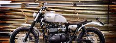 FMW Motorcycles - Bonneville