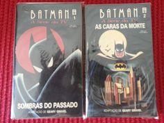 Batman: A Série da TV. Livros de Bolso. Editora Abril. 2 Edições (1-2)