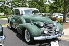 1940 Cadillac Series Sixty Maintenance/restoration of old/vintage vehicles: the material for new cogs/casters/gears/pads could be cast polyamide which I (Cast polyamide) can produce. My contact: tatjana.alic@windowslive.com