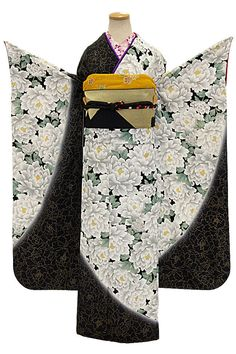 #Ebay, #Kimono, #Silk, #Japan, #Kawaii, #Travel
