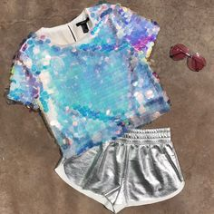 Festival Gear, Festival Outfits, Festival Fashion, Cute Outfits For Kids, Outfits For Teens, Cool Outfits, Unicorn Fashion, Unicorn Outfit, Girls Fashion Clothes