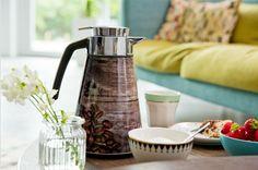 Kaffeeklatsch mit neuer Kanne. #emsagmbh #emsa #kaffeekanne #isolierkanne #cone #decor #modern #design