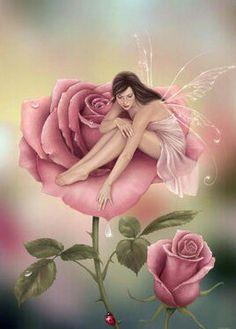 *+*Mystickal Faerie Folke*+*...By Artist Unknown...