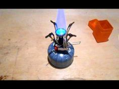 ▶ Review of the $6 Ultralight Backpacking Stove 3 9 oz - YouTube